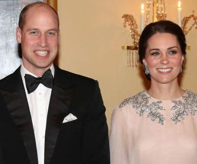 Kate Middleton and Prince William welcome third child