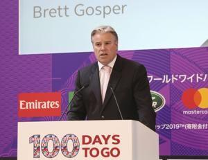 Ticket sales strong 100 days out from Rugby World Cup
