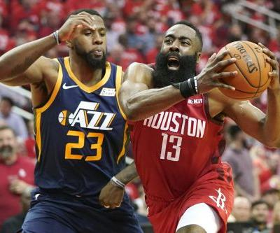 Deja vu: Jazz are once again no match for Rockets in Game 2