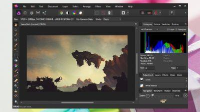 Downloads advent calendar: get Serif Affinity Photo free today