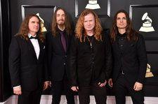 Megadeth's Dave Mustaine Reflects on First Grammy Win, House Band Playing Metallica