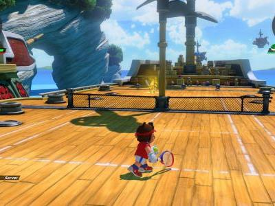 Unlockable Characters and Full Roster in Mario Tennis Aces