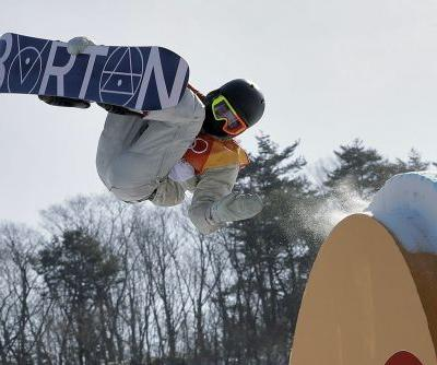 17-year-old Red Gerard wins first 2018 Winter Olympics gold for Team USA