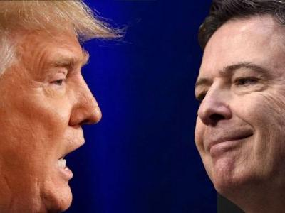 Trump Attacks 'Leakin' James Comey': Must've 'Set a Record for Who Lied the Most to Congress in One Day'