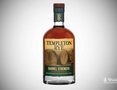 Templeton Rye Releases 2019 Edition Barrel Strength