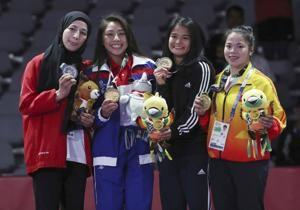 Asian Games: Gold for Cambodia by Californian born in Texas