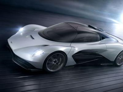 AM-RB 003 Revealed In Geneva With Twin-Turbo V6