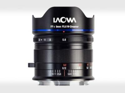 The Laowa 9mm f/5.6 is the World's Widest Rectilinear Full-Frame Lens