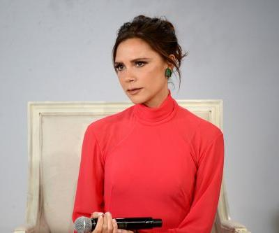 Victoria Beckham slammed over 'sickly skinny' model in ad campaign