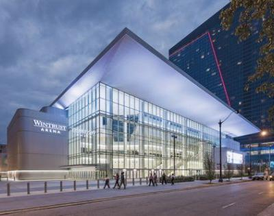 Wintrust Arena / Pelli Clarke Pelli Architects