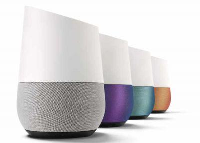 Google Home Arriving In The UK Spring 2017