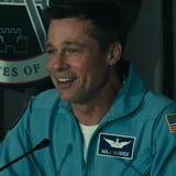 The Fate of the Solar System Is in Brad Pitt's Hands in the Trailer For Ad Astra