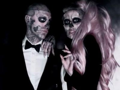 Lady Gaga pays tribute to Zombie Boy following his death