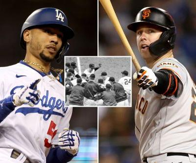 Dodgers-Giants is our epic playoffs present and our stolen past