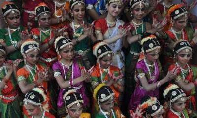 Rajasthan girl becomes one of the youngest Bharatnatyam arangetram performers