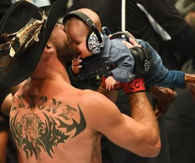 Mike Perry says Donald Cerrone broke his 'damn arm' at UFC Fight Night 139