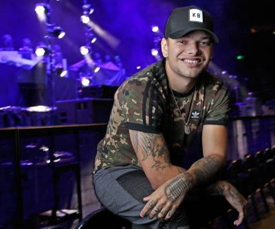 Country star Kane Brown knows how to tune out the haters