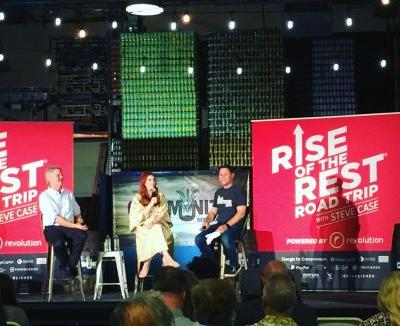 """Steve Case: Focus on Dallas Startups that """"Might Be the Next Amazon"""""""