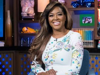 Kenya Moore Shares First Ever Photo Of New Baby And It's So Sweet