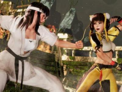 Dead or Alive 6 Hitomi and Leifang Screenshots Leaked