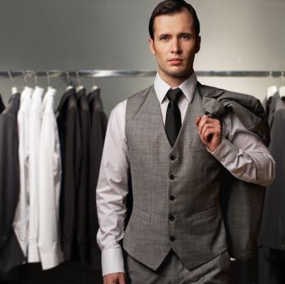 Stantt CEO Thinks Its Approach to Selling Men's Wear Fits Just Right