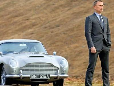 The stock market has given James Bond carmaker Aston Martin a frosty reception
