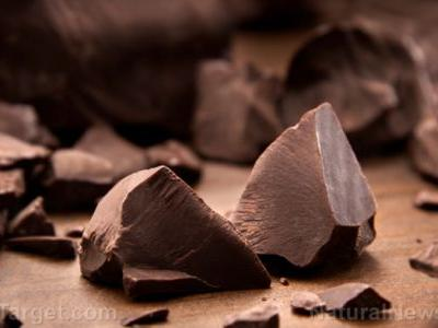 Delicious preventive medicine: Dark chocolate proven to enhance cognitive function and prevent Alzheimer's