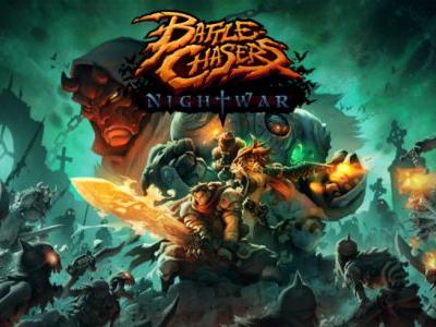 Battle Chasers: Nightwar is coming to Android as a premium release