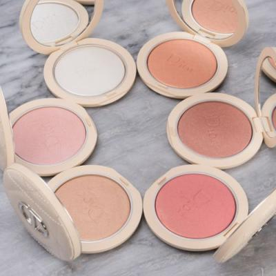 Dior Forever Couture Luminizer Swatches