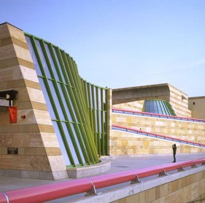Spotlight: James Stirling