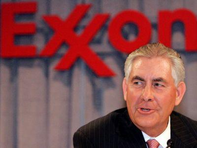 One of the first rules the GOP chopped off Dodd-Frank was straight from Exxon's kill list