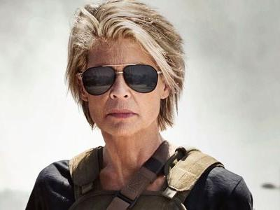 We Saw Early Terminator Footage, And Yes, Linda Hamilton Is Badass