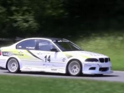 This E46 M3 Revving To 9000RPM Is The Noise You Need Right Now