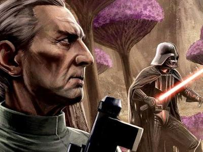 The REAL Reason Darth Vader Obeys Tarkin in Star Wars