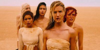 Rosie Huntington-Whiteley Had No Eyelashes During the Filming of 'Mad Max'
