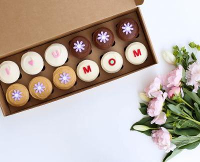 Sprinkles' Mother's Day 2019 Cupcakes In The MOM Box Are The Sweetest Gift