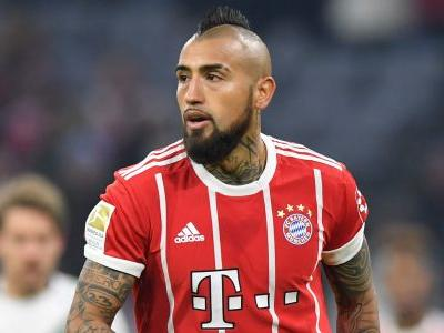 Blow for Bayern as Vidal surgery threatens role against Real Madrid