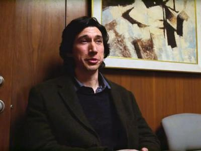 Marriage Story Isn't the First Time We've Heard Adam Driver Sing