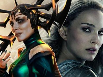 Thor 4: Cate Blanchett So Excited For Natalie Portman's Mighty Thor
