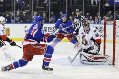 Rangers' fourth liners giving top guys 'room to breathe'