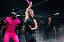 P!nk Fan Gives Birth During Liverpool Concert, Names Baby After Singer