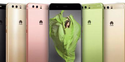 Huawei P10 and P10 Plus arrive in multiple colors, front & rear Leica cameras
