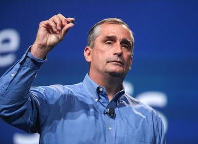 Intel CEO Brian Krzanich resigns over a past interoffice affair
