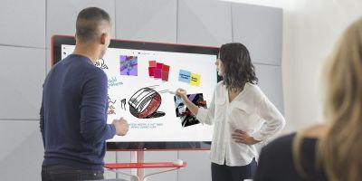 Google's 4K touchscreen Jamboard meant for collaboration is now available at $4,999