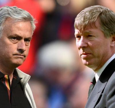Mourinho alongside Ferguson in top three of best bosses of the last 25 years - Carrick
