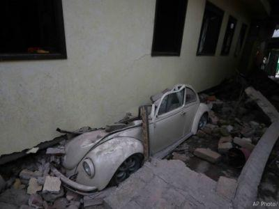 Hopes of finding Mexico quake survivors dwindle
