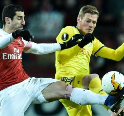 Cech concedes Arsenal could have played for hours against BATE and not scored