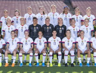 US Women's Soccer vs Ireland Game: Live Stream, Start Time, Watch USWNT Online