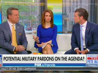 Fox Host Reportedly Pushed Trump to Pardon Accused War Criminals, Failed to Disclose His Role When Praising On Air