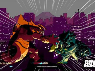 Kaiju Brawler Dawn of the Monsters Announced